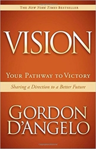 Gordon D'Angelo Book Cover (Vision)