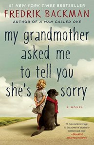 My Grandmother Said to Say Sorry Book Cover (F Backman)