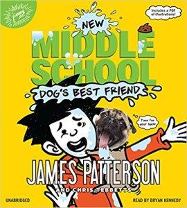 Middle School - Dog's Best Friend (James Patterson)