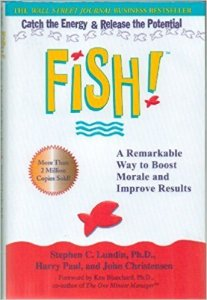Fish Boost Morale and Improve Results (Stephen Lund)